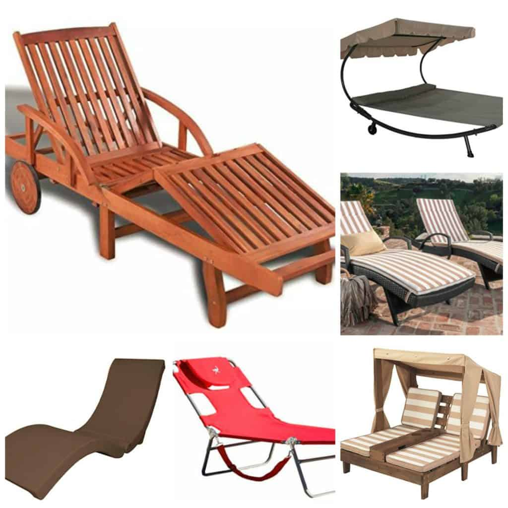 Chairs For Pool Ten Best Outdoor Chaise Lounge Chairs For Your Patio Pool Or Garden