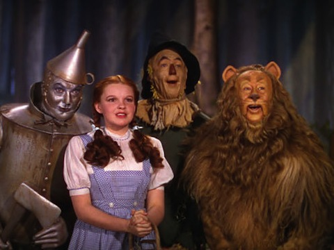 wizard of oz | Squirrel Trench Audio