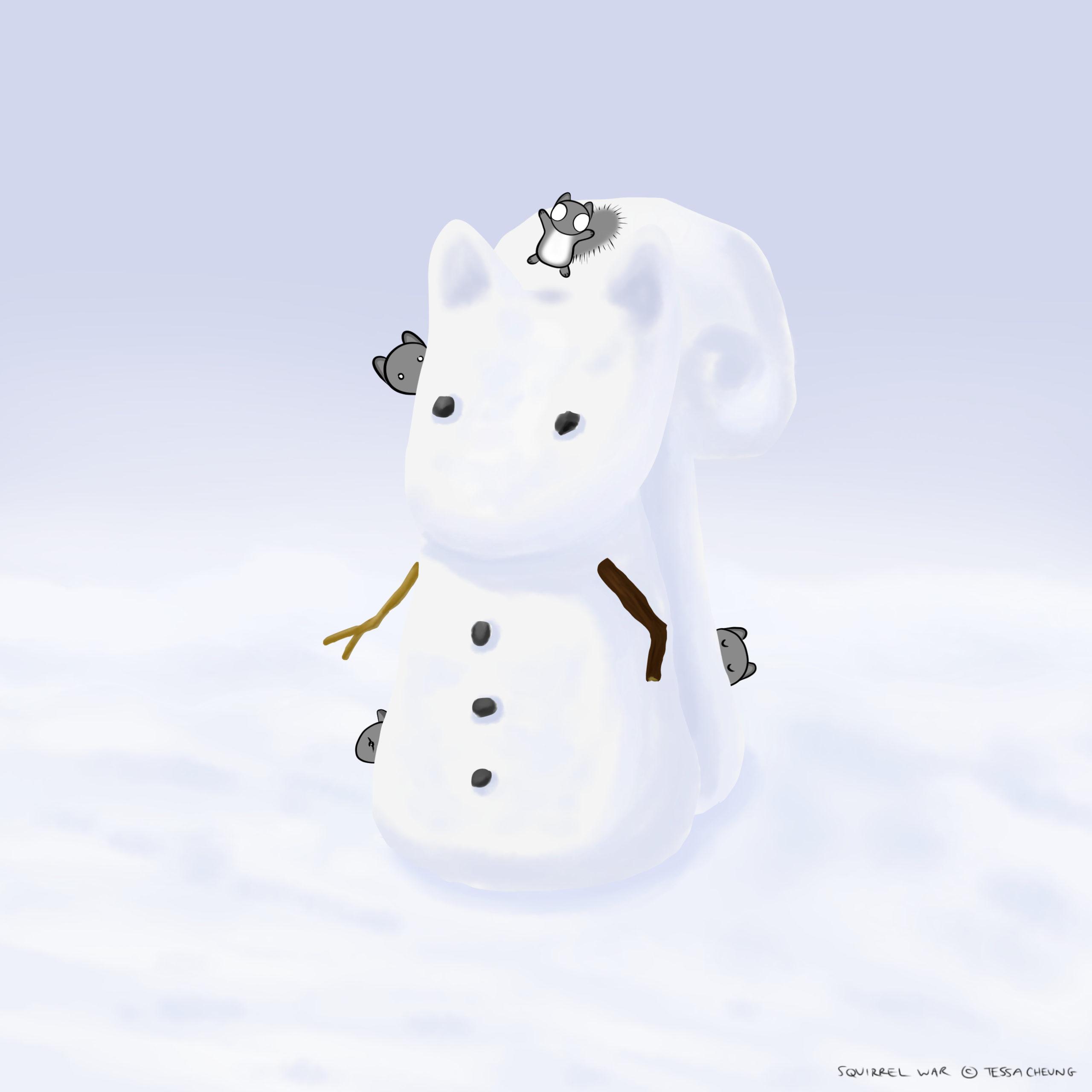 Happy Holidays, Hoomuns