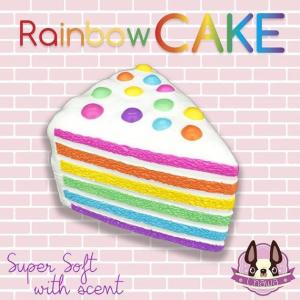 Chawa Rainbow Cake