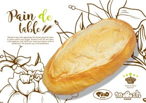 Pain De Table