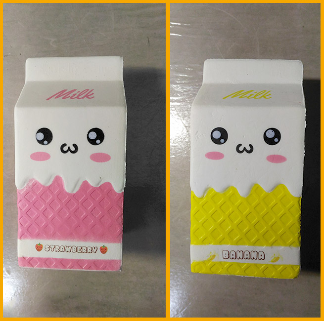 Squishy Inc Pim : Squishy inc. - Emiko Milk - Squishy Japan