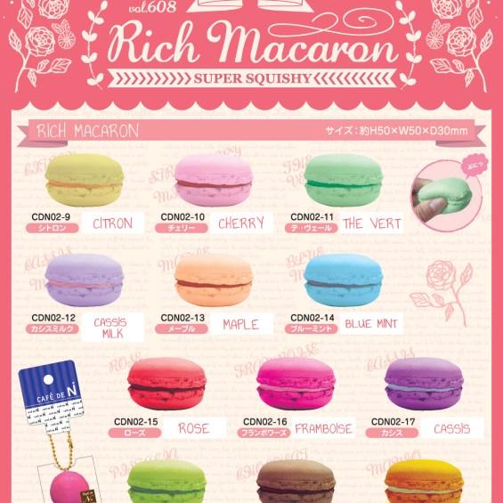 Cafe De N – Rich Macaron