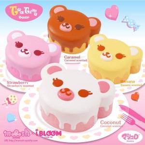 Ibloom Cake Roll Squishy : Squishy Japan Squishy Shop, IBloom, Chawa, Punimaru, Slow riser... shop online store