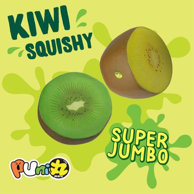 Squishy En Espanol : PuniMaru - Kiwi Squishy - Squishy Japan