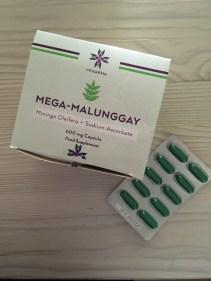 Mega Maulunggay capsules
