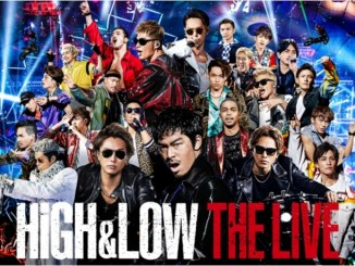 HiGH&LOW_THE LIVE