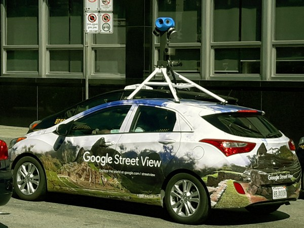 Smile! The Google Street View car is back in Vancouver