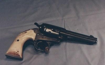 Colt Bisley – Restoration