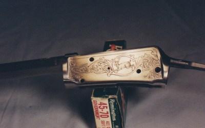 Swift River Custom 1894 in .30WCF