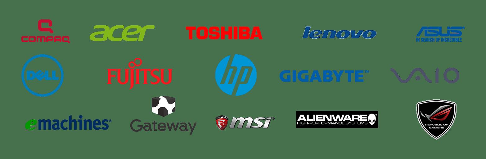 laptop supply system restore