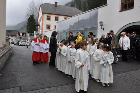 Erskommunion See 2012
