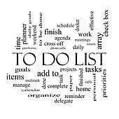 Tasks Illustrations and Stock Art. 6,623 tasks