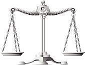 Justice scale Clip Art Royalty Free. 4,362 justice scale