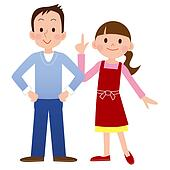 couples clip art and stock illustrations