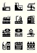 Gas station Clip Art EPS Images. 7,076 gas station clipart