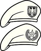 Beret Clip Art Royalty Free. 1,107 beret clipart vector