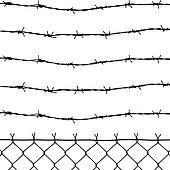 Paras kotiin perheeni: Barb wire fence home depot