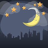good night clipart and stock illustrations