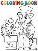 Clip Art - schornsteinfeger k9818248 - Suche Clipart