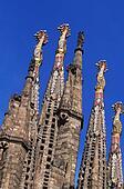 spagna barcellona Sagrado Famalia cattedrale