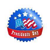 clip art of presidents day calendar