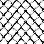 Chainlink fence Illustrations and Clipart. 84 chainlink