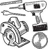 Power tool Clipart Illustrations. 2,183 power tool clip