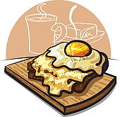 French toast Illustrations and Clipart 58 french toast
