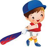 美工圖案 - 男孩, 卡通, 棒球運動員 k22300146 - 搜尋美工圖片,插圖海報,圖示和向量 EPS 圖像 - k22300146.eps
