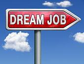 clipart of dream job k14326691