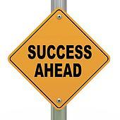 road success illustrations