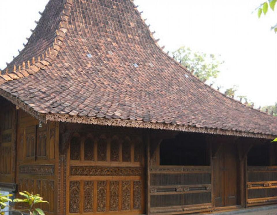 Rumah joglo Antik  Barang Barang kuno Antik