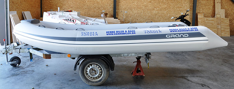 Båd - Kens Biler
