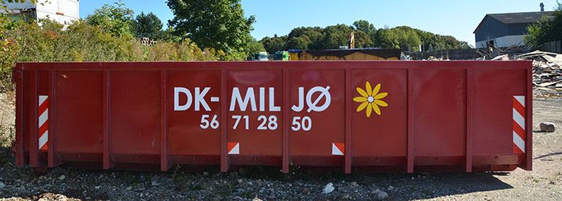 Container - DK Miljø