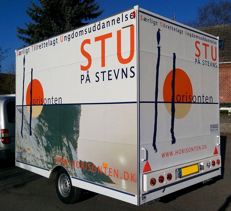 Trailer - STU Stevns