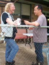 Charlie & Rick, Bethanga 2011