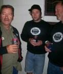 Jeff, Ryan & Tony, Bethanga 2012