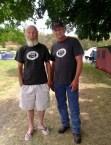 Bill & Jack, Bethanga 2012