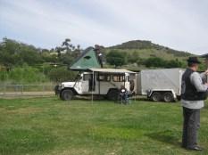 Sam (Crank Coffee), Bethanga 2012
