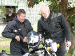 Jeff & Paul, Bethanga 2008