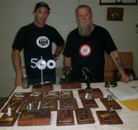 Luke & Andy, Bethanga 2009