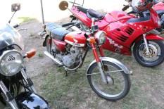 Honda CB100, Bethanga 2015