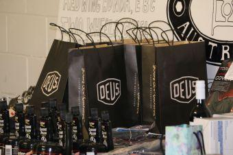 Raffle prizes, Bethanga 2015
