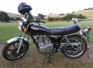 SR500, Bethanga 2015