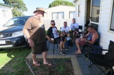 L-R: Andy, Jeff, Matt, Craig, Brendan, Gary.
