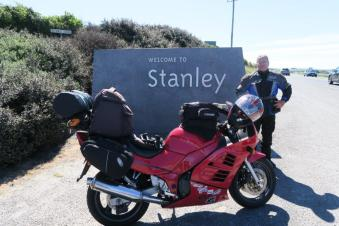 Jeff at Stanley.