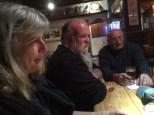 L-R: Maria, Andy, John.