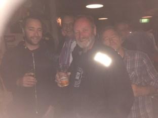 L-R: Ryan, Ian, Tony, Jeff.