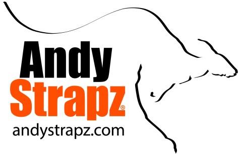 Andystrapz Kangaroo stylised